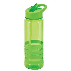בקבוק טיולים אלסטיק ירוק 700 מ'ל