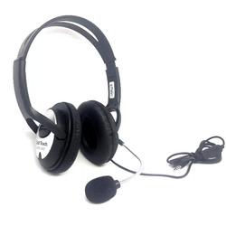 אוזניות + מיקרופון GoldTouch HYG-810