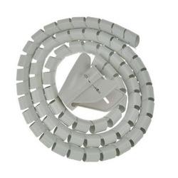 אוגד כבלים 1.5 מטר לבן