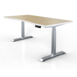 שולחן חשמלי מתכוונן