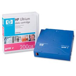 קלטת גיבוי C7971A LTO-1 200GB HP