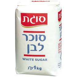 סוכר 1 ק'ג סוגת