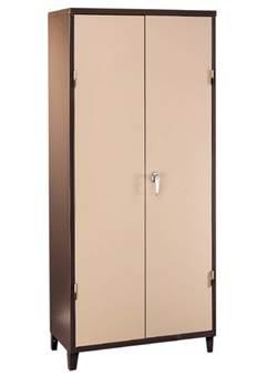 ארון מתכת 2 דלתות גבוה