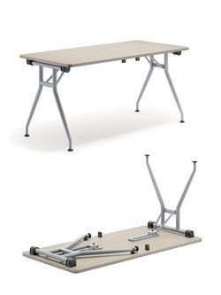 שולחן מתקפל עץ דגם אלה