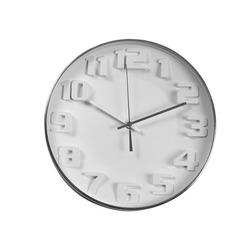 שעון קיר ספרות בולטות דגם ציריך