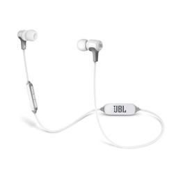אוזניות JBL E25BT Bluetooth לבן