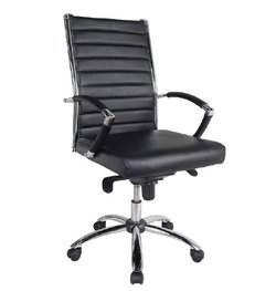 כסא מנהלים דגם שי נמוך למשרד