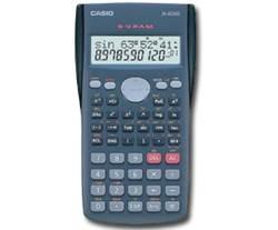 מחשבון מדעי CASIO FX82MS