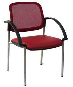 כסא אורח רקפת מורן ידיות  למשרד