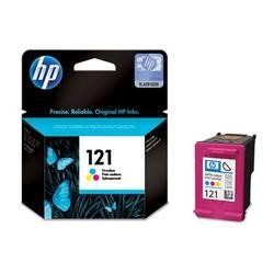 ראש דיו CC643H HP צבע (121) 165 דף