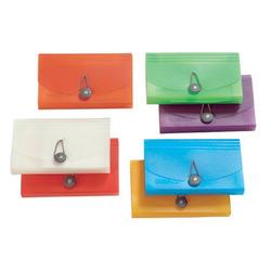 תיק הרמוניקה פלסטיק 1-12 מיני כפתור