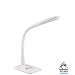 מנורת שולחן לד אורגון 7W OMEGA לבן