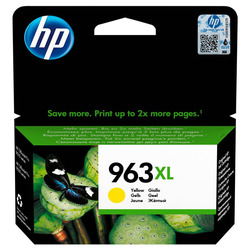 ראש דיו HP צהוב 963XL ל 1600 דף 3JA29AE