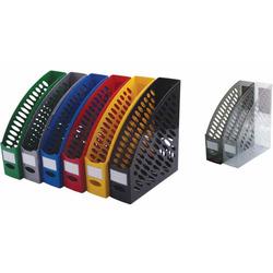 קופסה לקטלוג פלסטיק בצבעים שונים