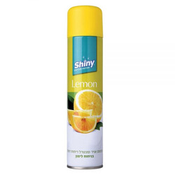 מטהר אוויר בריח לימון SHINY