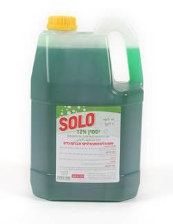 סבון נוזלי לשטיפת כלים DC12 סנו 4 ליטר