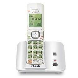טלפון אלחוטי VTECH  כסוף