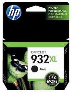 ראש דיו CN053A XL HP שחור (932) 1000 דף