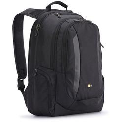 תיק גב שחור למחשב נייד 15.6' case logic