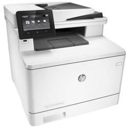 מדפסת לייזר Color LaserJet Pro M477fnw CF377A HP