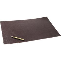 משטח עבודה לשולחן 40/60 דמוי עור חום 4686