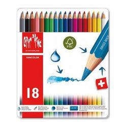 עפרון צבעוני CARAN DACHE סט 18 1288