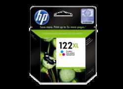 ראש דיו CH564HE HP צבע (122XL) ל-330 דף